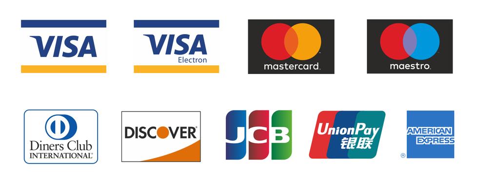 Akceptujemy płatności kartami płatniczymi